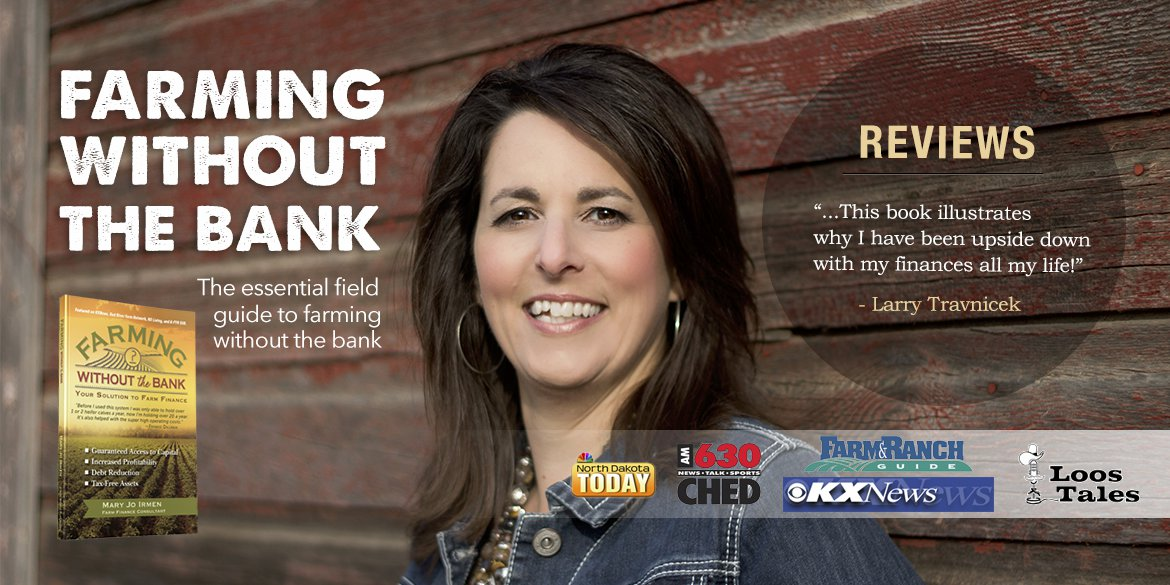 Farming Without The Bank Book