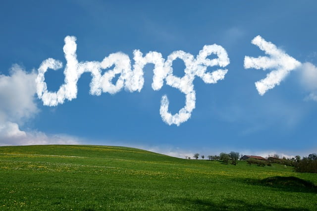 Change Doesn't Always Need to be Scary
