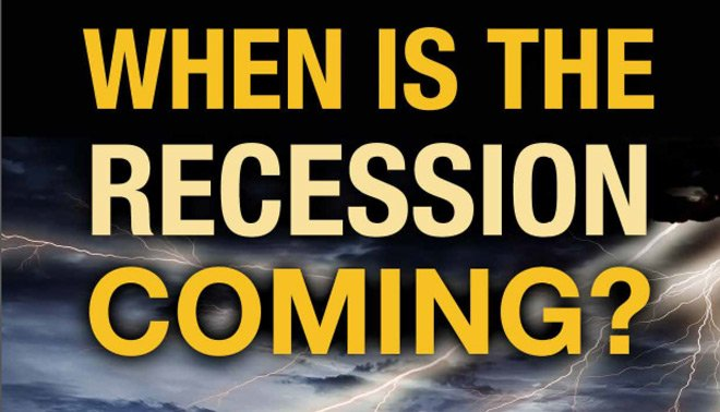 Next Big Recession On Its Way.