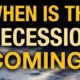Heads Up for a Recession