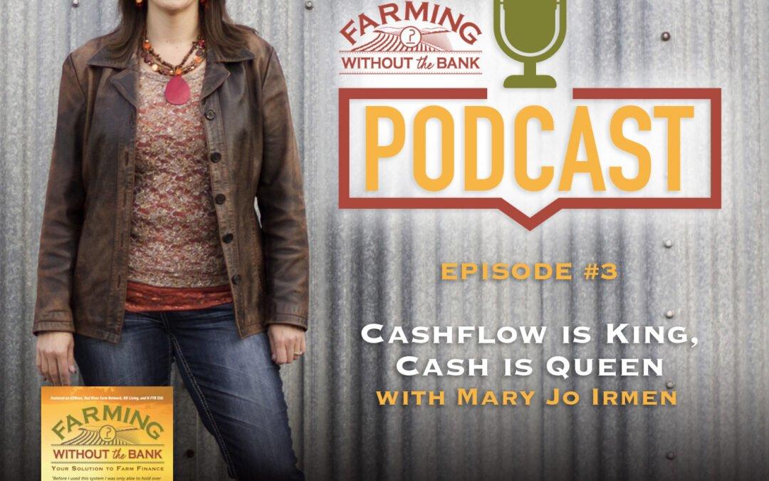 Ep. 3 – Cashflow is King, Cash is Queen